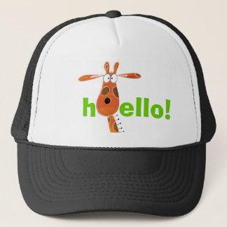 Funny Giraffe Hat