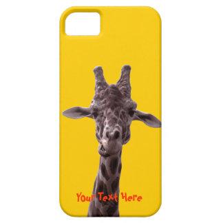 Funny Giraffe iPhone 5 Covers