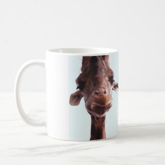 Funny Giraffe Mug Nope Not Today