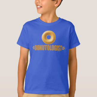 Funny Glazed Donut Lover T-Shirt