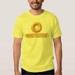 Funny Glazed Doughnut Lover Tee Shirt
