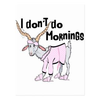 Funny Goat Apparel Postcards