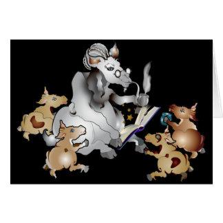 Funny Goat GrandPa GrandKids Cards