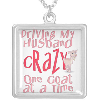 Funny Goat  Necklace