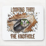 Funny Goat Picture Smiling Goat Mouse Mats