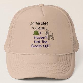 Funny Goat SHirts Trucker Hat
