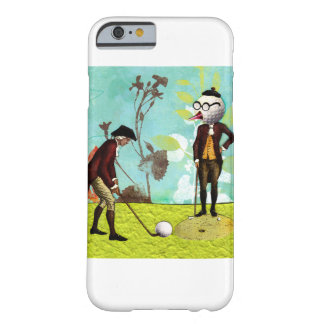 funny golf barely there iPhone 6 case