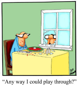 Funny Golf Cartoon Accessories Zazzle Co Uk