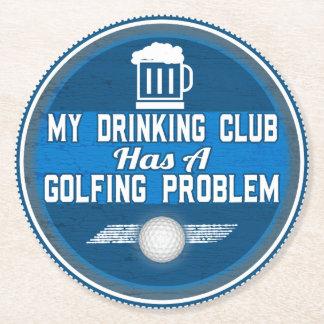 Funny Golf Coaster