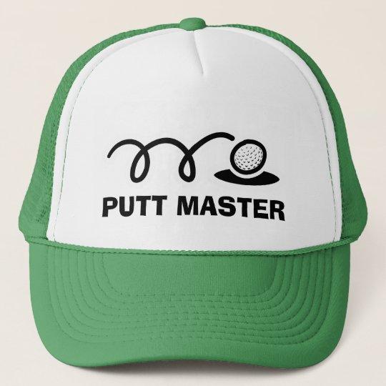 Funny golf hats | Putt Master