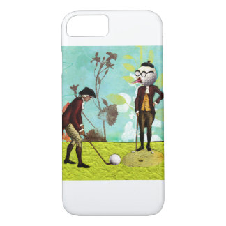 funny golf iPhone 7 case