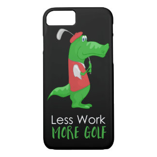 Funny Golf Quote iPhone 7 Case