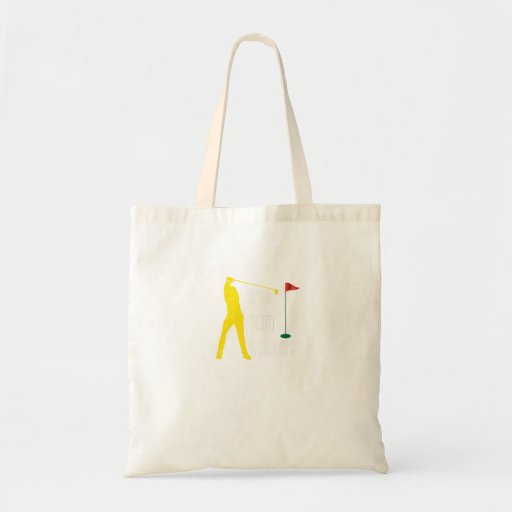 Funny Golf Shirt I'd Hit That Golfer Graphic Tote Bag
