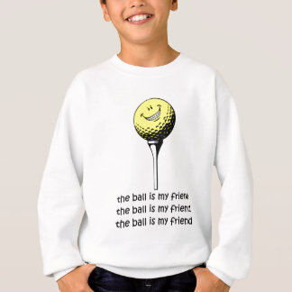 Funny golf sweatshirt