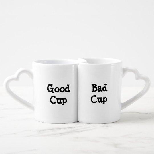 Funny Good Cup Bad Cup Good Cop Bad
