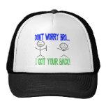 Funny Got Your Back Trucker Hat