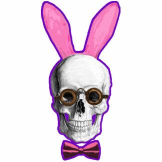 Funny Gothic bride skull Photo Cutouts