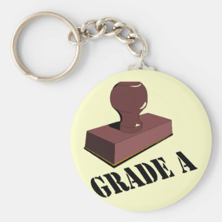 Funny Grade A T-shirts Gifts Key Chains