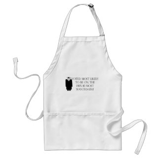 Funny Graduation T-shirts and Gifts Adult Apron