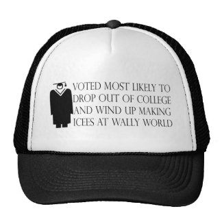 Funny Graduation T-shirts and Gifts Hats