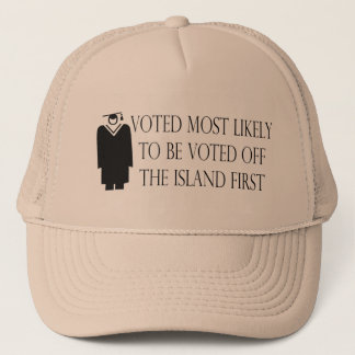 Funny Graduation T-shirts and Gifts Trucker Hat