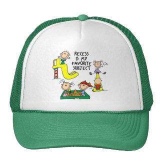 Funny Grammar School Gift Hats