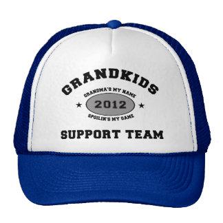Funny Grandkids 2012 Grandma Trucker Hats