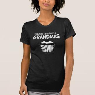Funny Grandma Cupcake Shirt