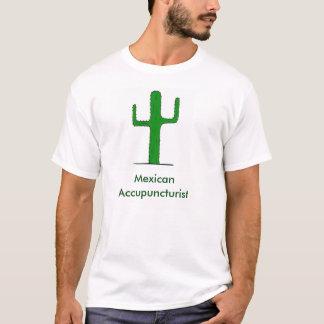 Funny Green Cactus T-Shirt