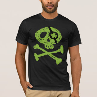 Funny Green Pirate T-shirt