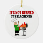Funny  Grill Chef Christmas Ornaments