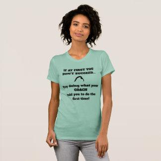 Funny Gymnastics Gymnast Coach Shirt Great Gift!!