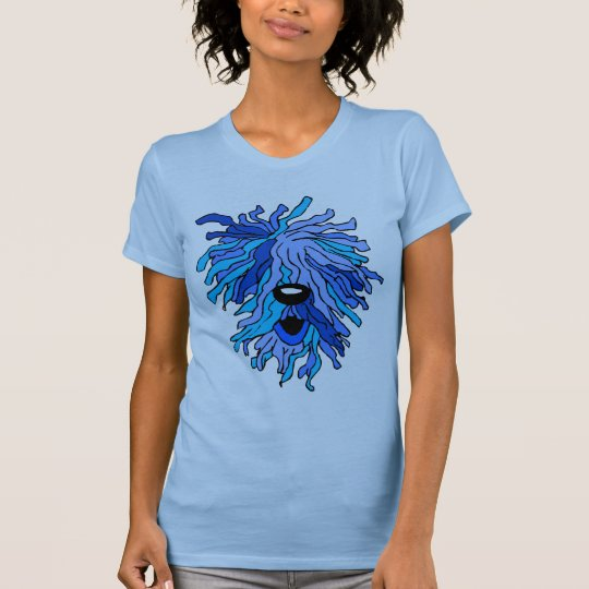 Funny hairy dog T-Shirt