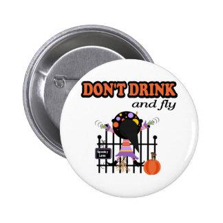 Funny Halloween 6 Cm Round Badge