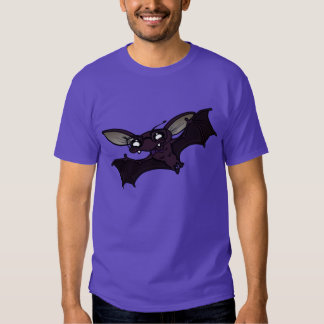 FUNNY HALLOWEEN BAT T-SHIRT