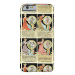 Funny Halloween Card Collage Barely There iPhone 6 Case