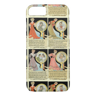 Funny Halloween Card Collage iPhone 7 Case