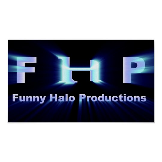 Funny Halo Productions Poster