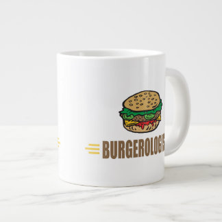 Funny Hamburger Jumbo Mug