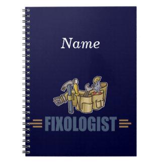 Funny Handyman Notebook