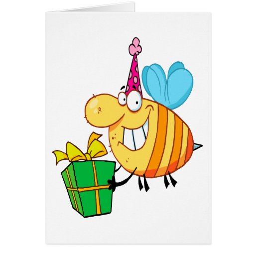 Happy Birthday From All Graphic Design Greeting Card Review