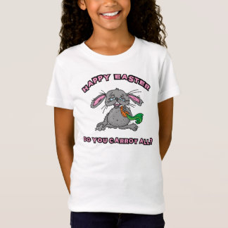 Funny Happy Easter Bunny Kids T-Shirt