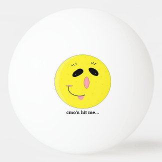 Funny Happy Face with Saying