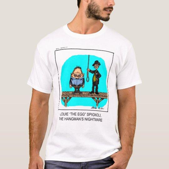 Funny Hard Boiled Western Humour Tee Shirt