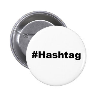 Funny Hashtag Button