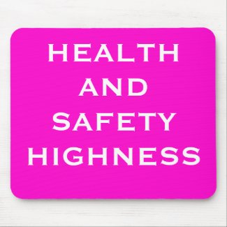 Funny Health and Safety Woman Boss Nickname