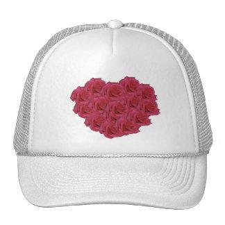 Funny heart cap