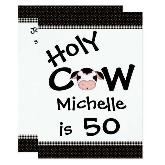 Funny Birthday Cards Invitations: 50th Birthday Invitations & Announcements