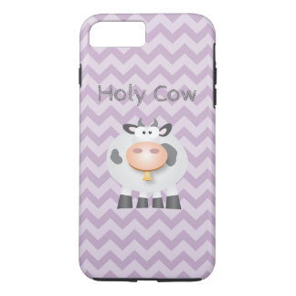Funny Holy Cow It's Your Birthday Cute iPhone 7 Plus Case