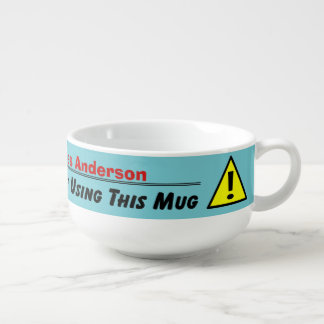 Funny Home and Office Personalized Mug